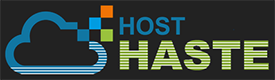 HostHaste for website hosting, domain names, email